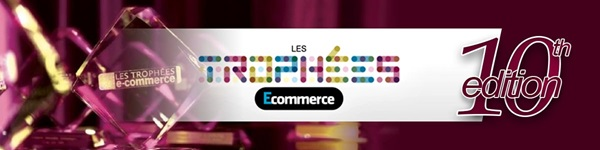 TROPHEES Ecommerce LP event banner