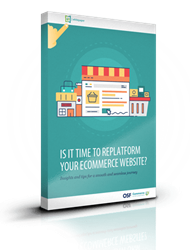 Is it time to re-platform your ecommerce website en