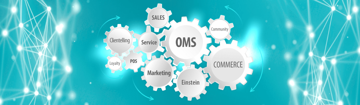 OSF UnifyCOMMERTCE for Commerce Cloud gears