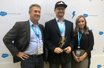 Lightning Bolt Trailblazer Award for Retail 2