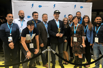Lightning Bolt Trailblazer Award for Retail 3