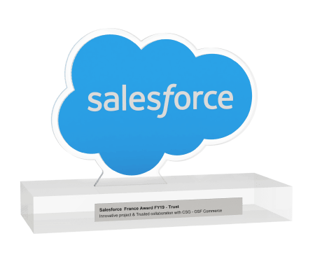 Salesforce France Award