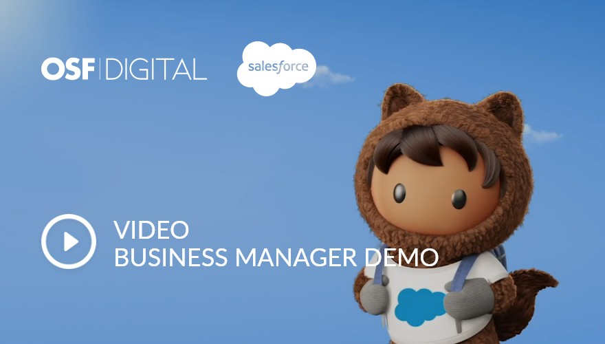 Demo Video: How OSF Digital's Quick Start Commerce Channels solution works