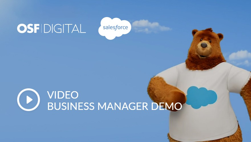 Demo Video: How OSF Digital's Quick Start Direct to Consumer solution works?