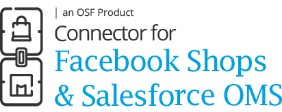 Connector for FB & SOM logo
