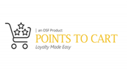 Points to Cart logo