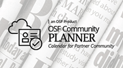 Press Release Community PLANNER
