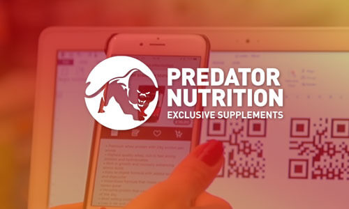 Predator Nutrition mobile