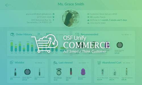 OSF UnifyCOMMERCE component image