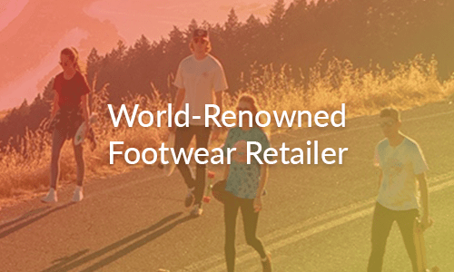 World-Renowned Shoe Retailer