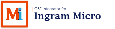 Integrator for INGRAM MICRO box