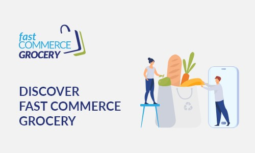 Fast Commerce Grocery