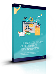 The Endless Rewards of Ecommerce personalization whitepaper