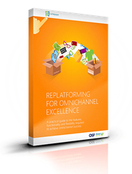 Replatforming for Omnichannel Excellence whitepaper
