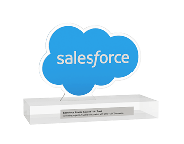 salesforce award