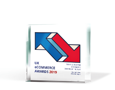 UK Commerce award banner