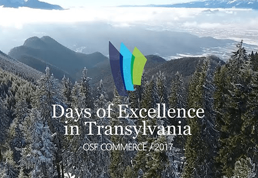 OSF Days of Excellence Transylvania January 2017